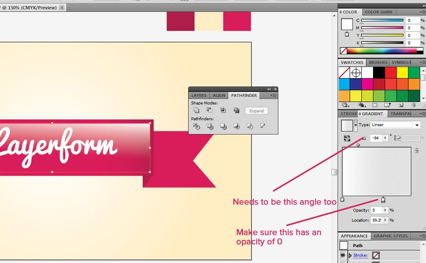 how to create a new gradient swatch in indesign