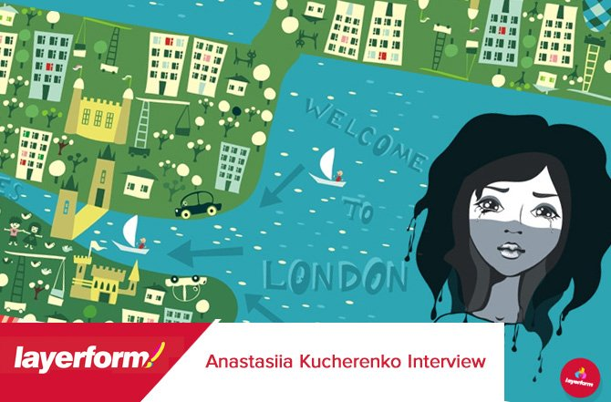 Anastasiia Kucherenko Interview