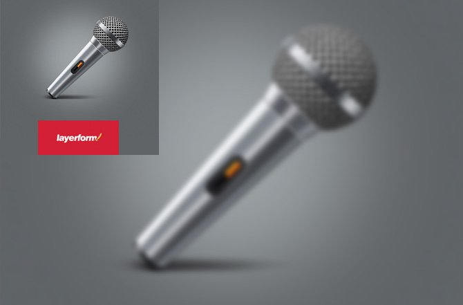 Create a Microphone in Adobe Illustrator