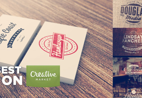 Top 10 Best Items on Creativemarket