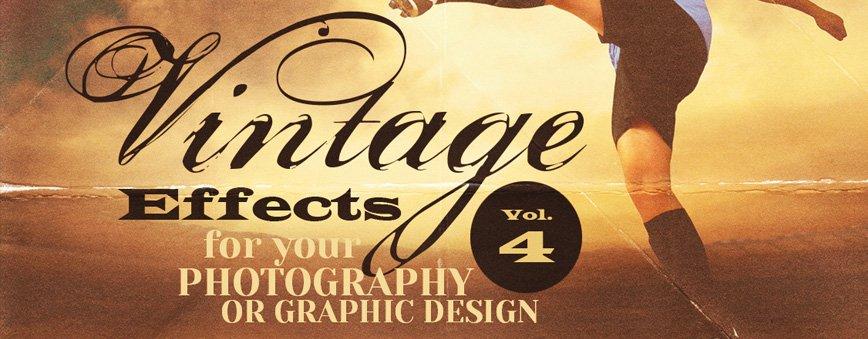 Vintage Effects Volume 4