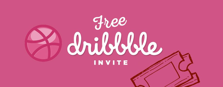 FREE Dribbble Invite