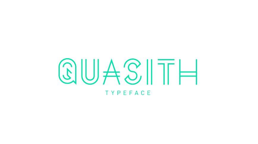 Best-Free-Fonts-Quasith