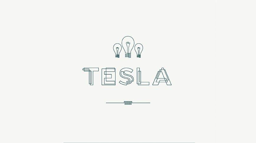 Best-Free-Fonts-Tesla