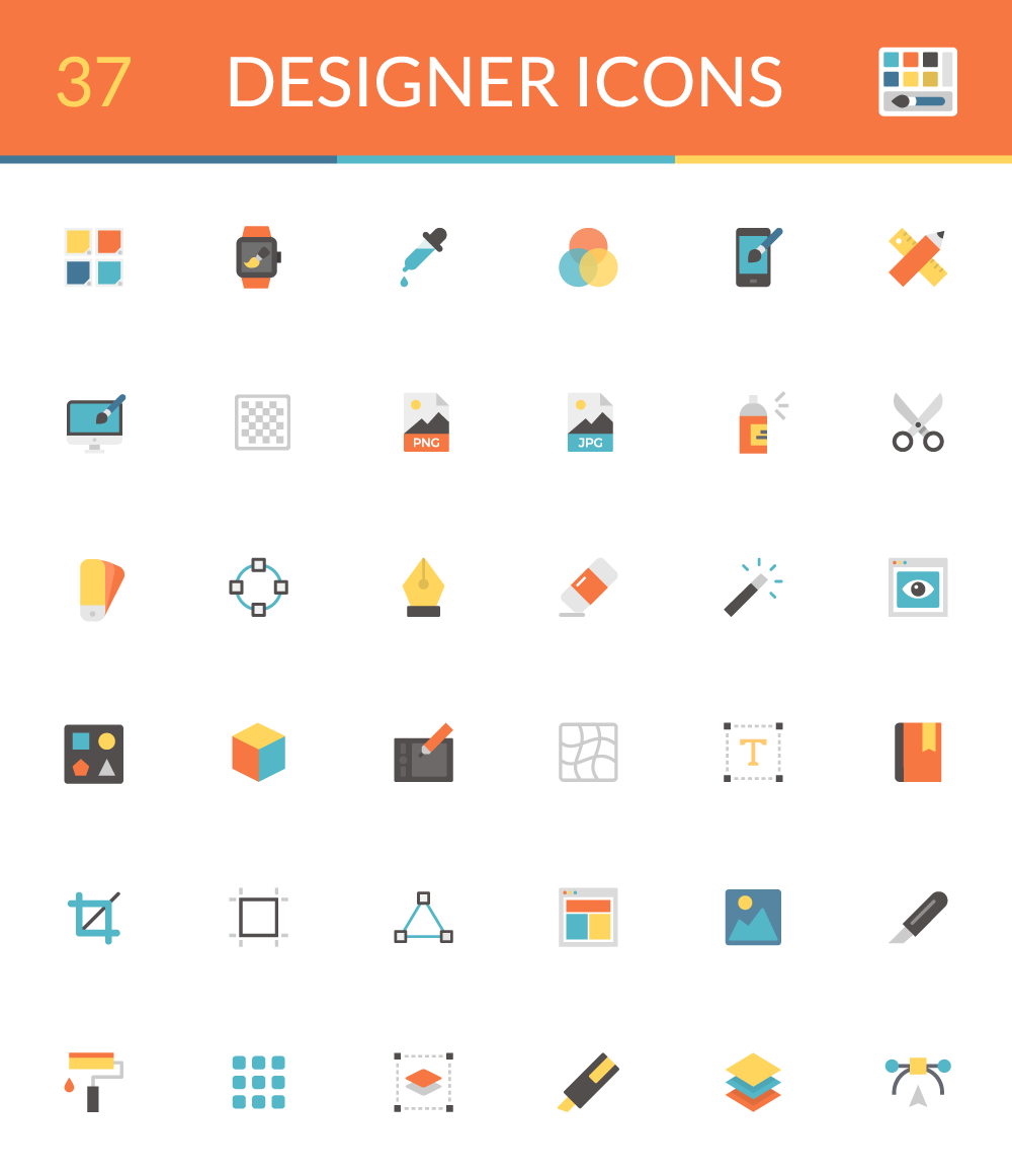 designer free icons