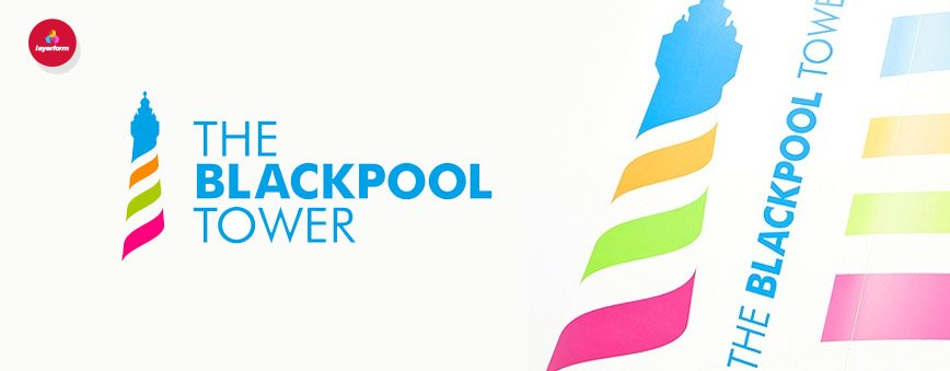 Blackpool Tower Logotype