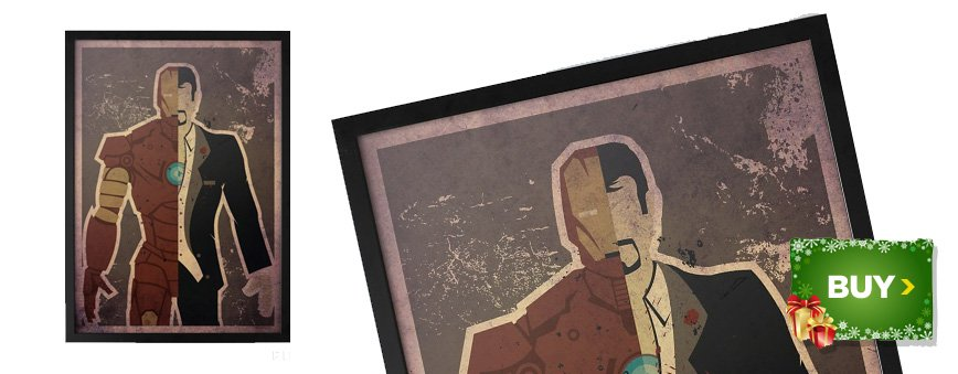 Iron Stark Print