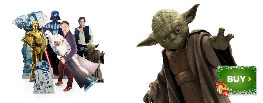 Star Wars Life Size Cutouts