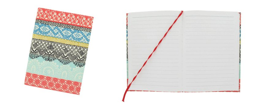 creative notebooks for designers
