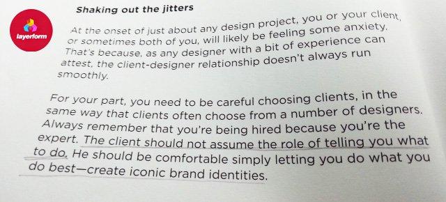 logo design love review quote