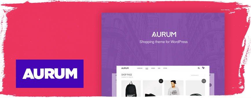 aurum-wordpress-theme