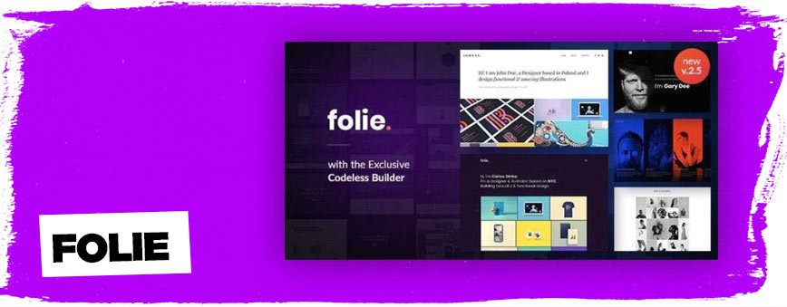 folie-wordpress-theme