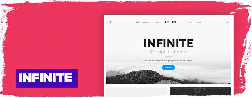 infinite-wordpress-theme