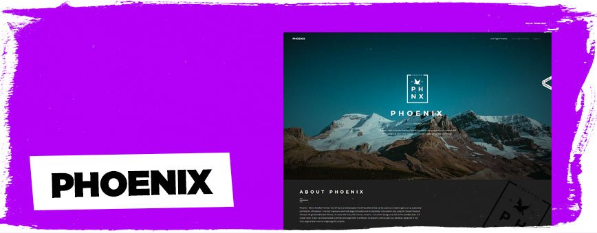 phoenix-wordpress-theme
