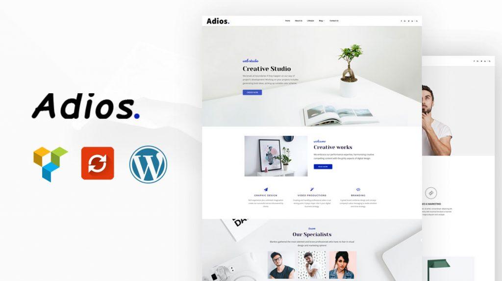 adios-wordpress-theme