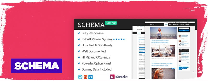 schema-wordpress-theme