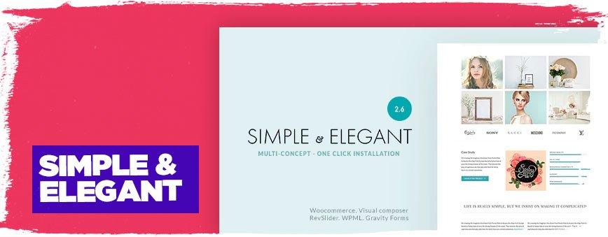 simple-and-elegant-wordpress-theme