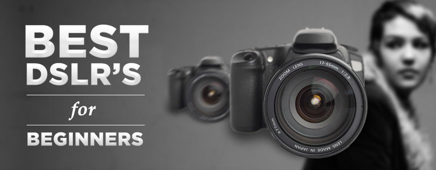 The Best DSLR's For Beginners - Layerform Design Co