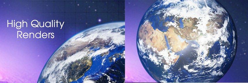 3d earth2