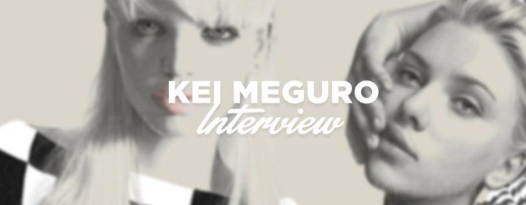 Illustrator Kei Meguro Interview