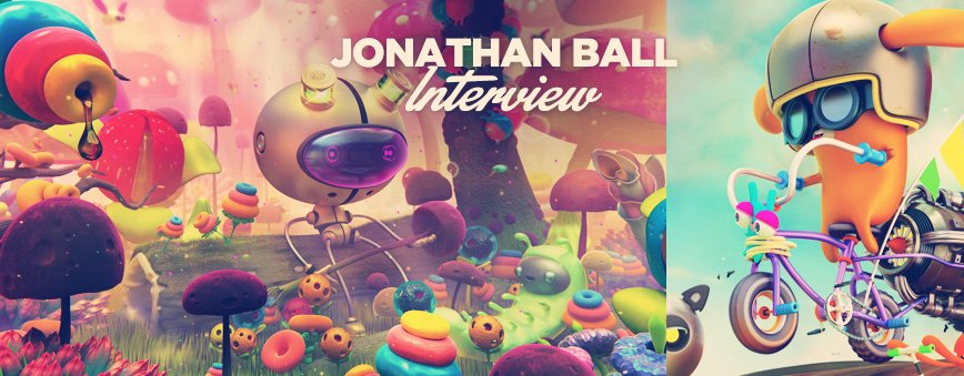 Jonathan Ball Illustrator Interview