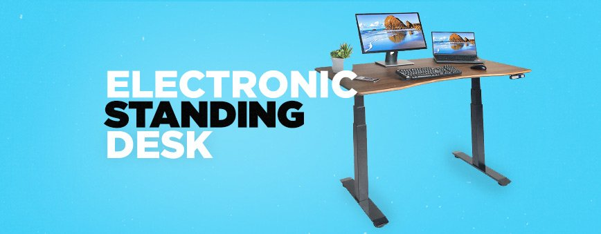 electronic-standing-desk-best-gifts-for-designers