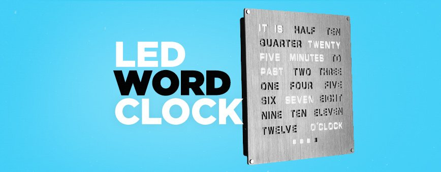 led-word-clock-best-gifts-for-designers