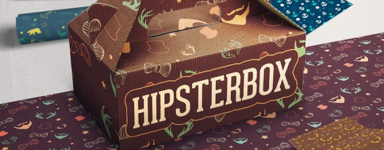 HipsterBox-Hipster Graphics for Designers