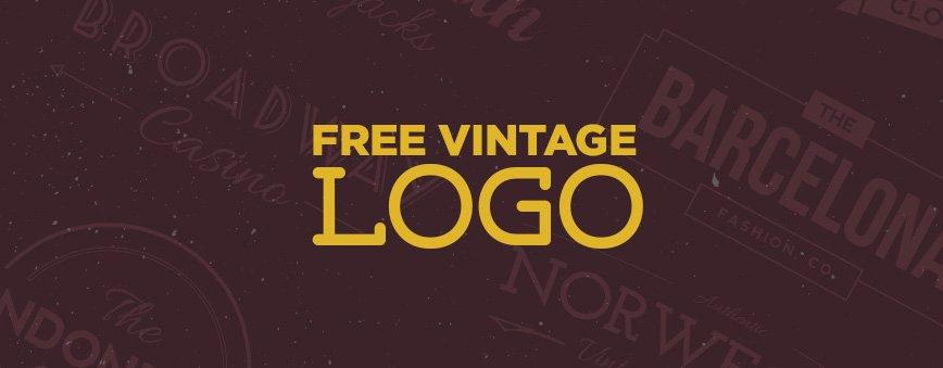 Free Vintage Logo