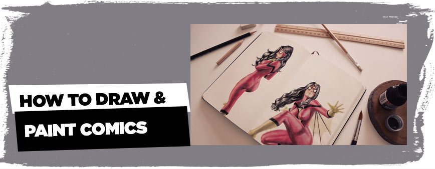how-to-draw-and-paint-comics
