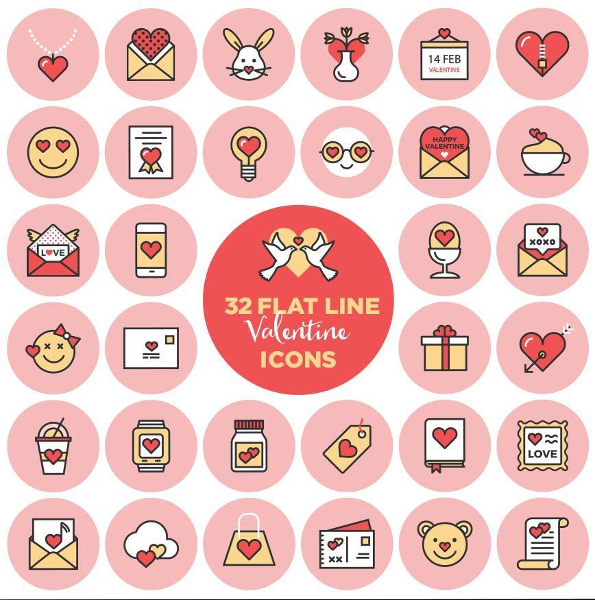 32-Valentine-Icons2