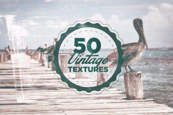 Woodgrain Vintage Textures