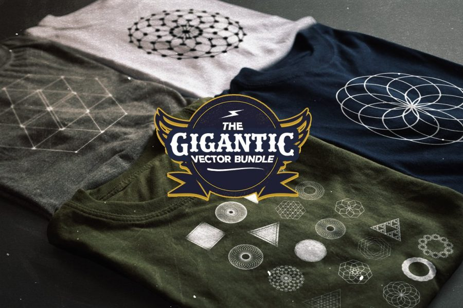 The Gigantic Vector Design Bundle by Layerform Design Co