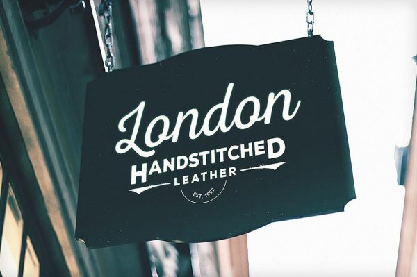 Free Vintage Sign Mockup by Layerform Design Co