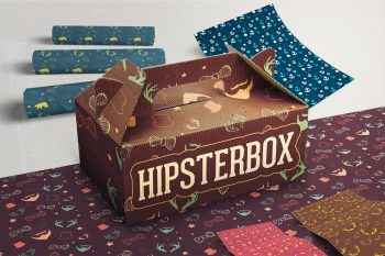 Hipster Design Kit by Layerform Design Co