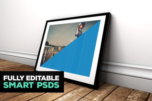 20 Studio Frame Mockups by Layerform Design Co