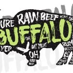 Buffalo Handsketched Typeface by Layerform Design Co