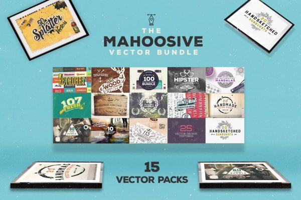 The Mahoosive Vector Bundle by Layerform Design Co