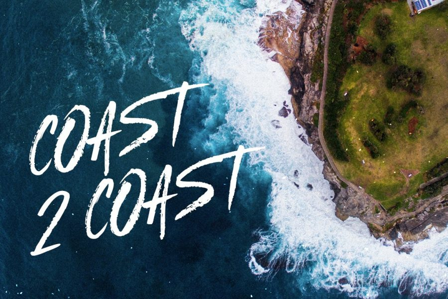 Coast 2 Coast - Typeface by Layerform Design Co