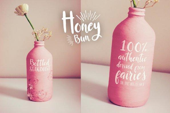 Honey Bun Script - Typeface