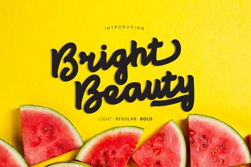 Brightbeauty-Best-Free-Fonts