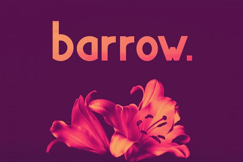 barrow-Best-free-fonts-2018