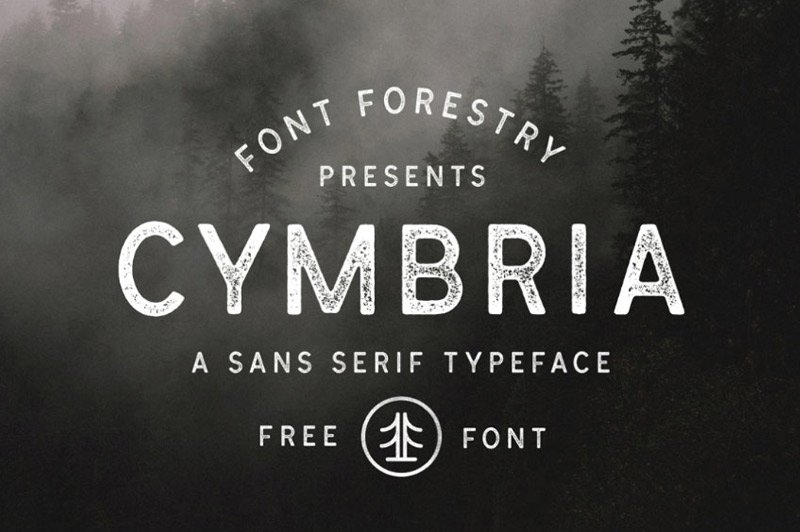 cymbria-Best-free-fonts-2018