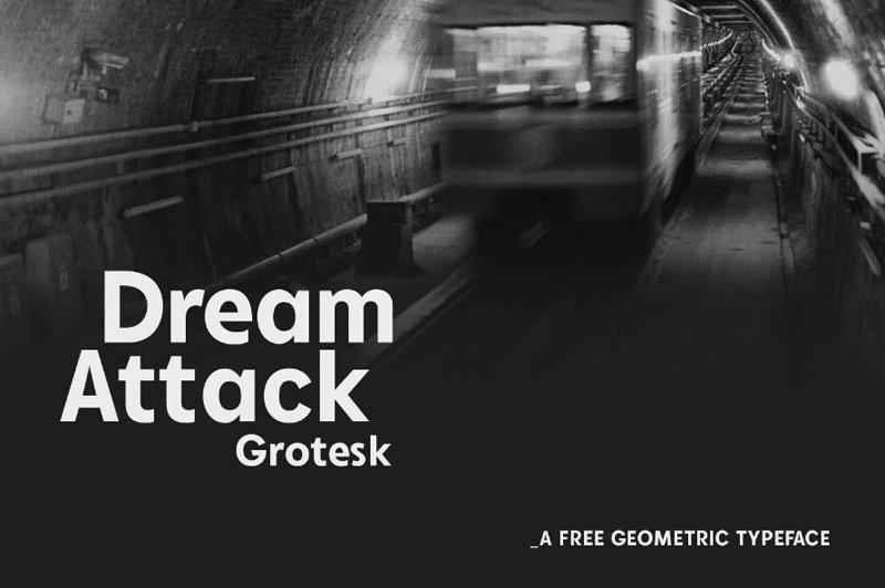 dreamattack-Best-free-fonts-2018