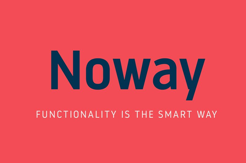noway-Best-free-fonts-2018