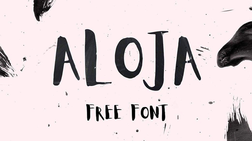 Aloha-Best-Free-Fonts-2019