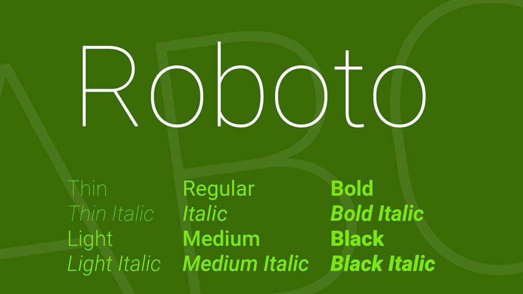 Roboto-Best-Free-Fonts-2019