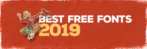 The ULTIMATE LIST of Best Free Fonts for 2019 - Layerform