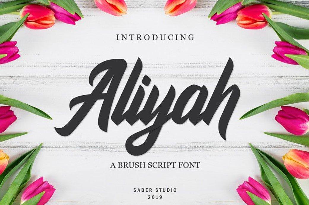 aliyah-best-free-fonts