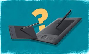 best-graphics-tablet-what-size